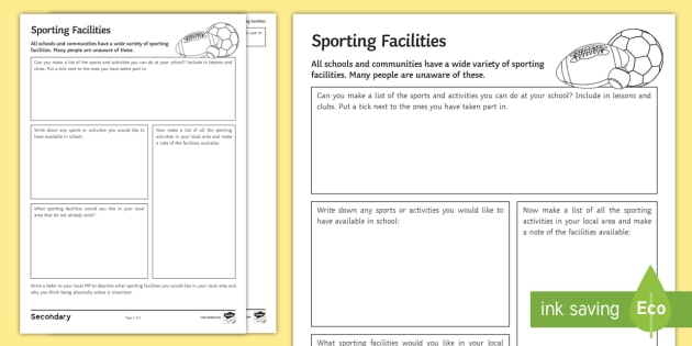 PE non-participation sheet by catherinemitri - Teaching Resources ...