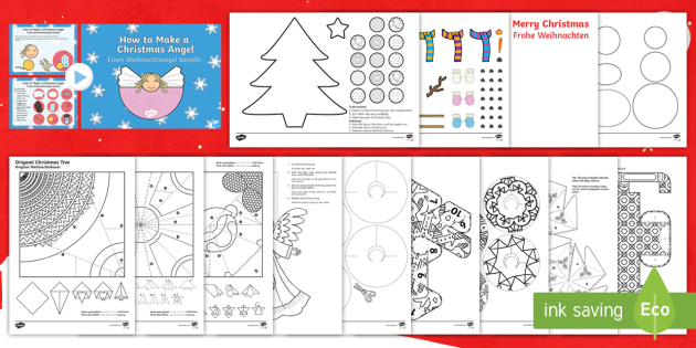 german holiday paper Don't buy bland, mass-produced cards create homemade cards instead with fiskars read card making guides and tutorials for unique hand made cards today.