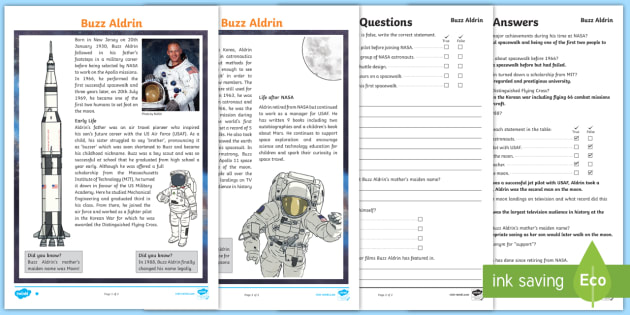what do astronauts do in space ks2 - photo #45