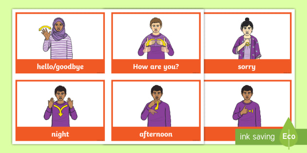 New british sign language bsl greetings signs and labels new british sign language bsl greetings signs and labels how to m4hsunfo