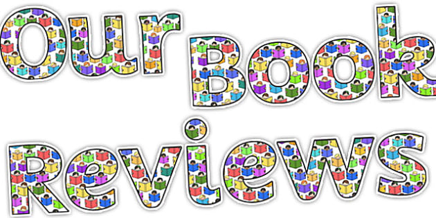 'Our Book Reviews' Display Lettering - our book reviews, book reviews, book reviews display lettering, book reviews lettering, our book reviews lettering