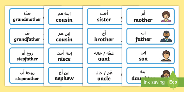 ar t t 25697 my family word cards arabic english_ver_1