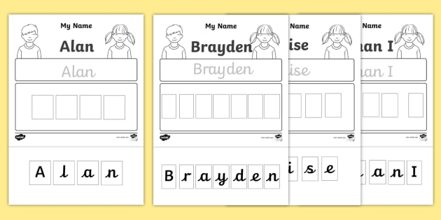 editable name writing practice worksheet all about me name writing. Black Bedroom Furniture Sets. Home Design Ideas