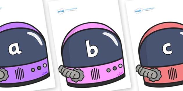 Phase 2 Phonemes on Astronaut Helmet - Phonemes, phoneme, Phase 2, Phase two, Foundation, Literacy, Letters and Sounds, DfES, display