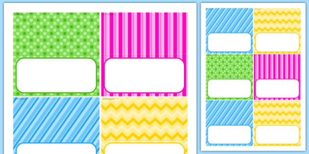 5th Birthday Party Editable Food Labels - 5th birthday party, 5th birthday, birthday party, editable food labels