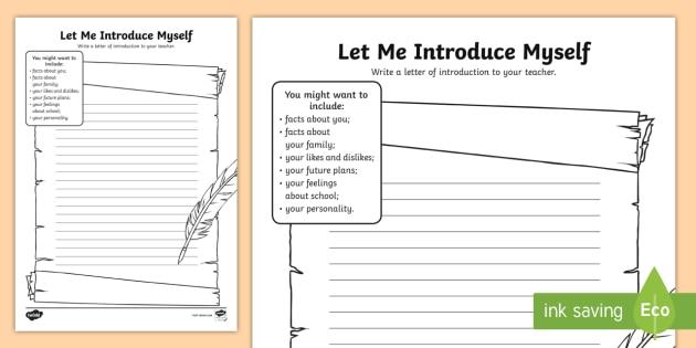 Year 4 let me introduce myself worksheet activity sheet year 4 let me introduce myself worksheet activity sheet first week back new spiritdancerdesigns Images