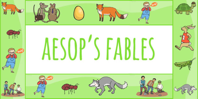 picture regarding Aesop's Fables Printable titled Aesops Fables Present Border - Aesops fables, borders, show