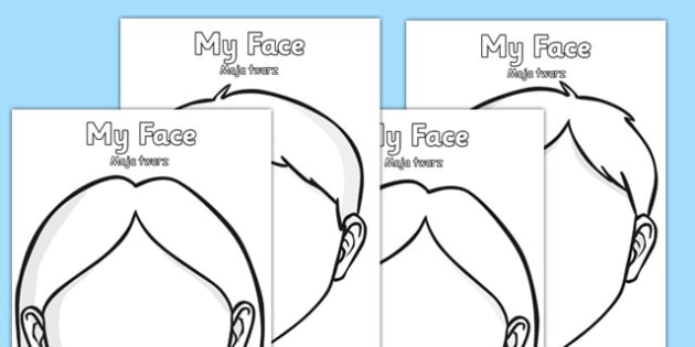 Blank Faces Templates Polish Translation - polish, blank, faces, templates, ourselves