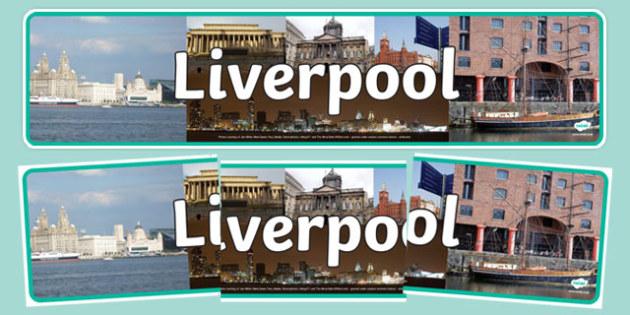 Liverpool Photo Display Banner - liverpool, liverpool display banner, display banner, liverpool city display, liverpool display, liverpool city