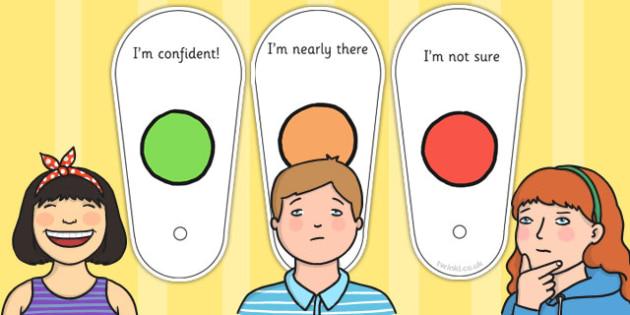 Traffic Light Communication Fans - traffic light, communication