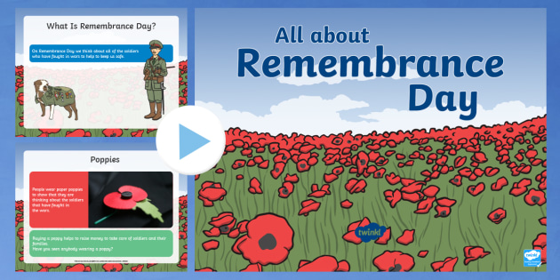 Remembrance Sunday eyfs