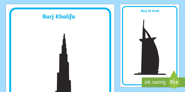 UAE Skyline Template - UAE National Day, UAE, national day, sheikh, khalifa, sheikh khalifa, ADEC, abu dhabi, dubai, sheikh