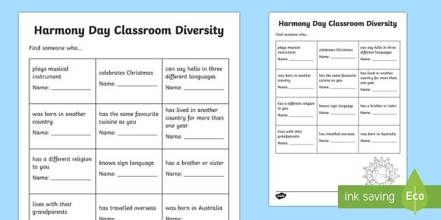 Classroom diversity cards australia harmony day diversity classroom diversity cards australia harmony day diversity difference acceptance maxwellsz