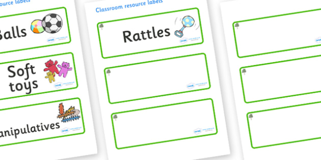 Eucalyptus Themed Editable Additional Resource Labels - Themed Label template, Resource Label, Name Labels, Editable Labels, Drawer Labels, KS1 Labels, Foundation Labels, Foundation Stage Labels, Teaching Labels, Resource Labels, Tray Labels, Printab