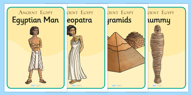 Ancient Egypt Display Posters - egypt, posters, diplay posters