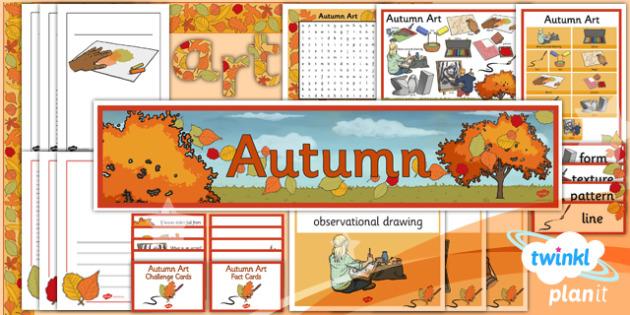 Art: LKS2 Autumn Unit Additional Resources