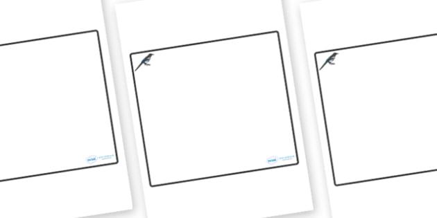 Magpie Themed Editable Classroom Area Display Sign - Themed Classroom Area Signs, KS1, Banner, Foundation Stage Area Signs, Classroom labels, Area labels, Area Signs, Classroom Areas, Poster, Display, Areas