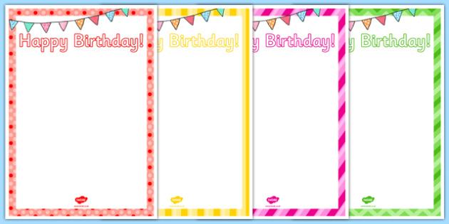 7th Birthday Party Editable Poster - 7th birthday party, 7th birthday, birthday party, editable poster
