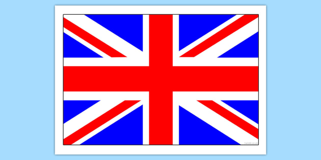 United Kingdom Flag Display Bunting - geography, commonwealth