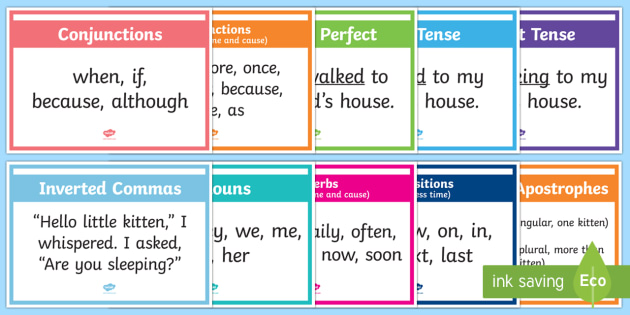 year 3 and 4 spelling punctuation and grammar word mats spelling punctuation and