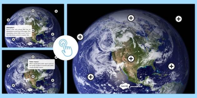 The Earth Picture Hotspots, Twinkl Go, twinkl go, TwinklGo, twinklgo