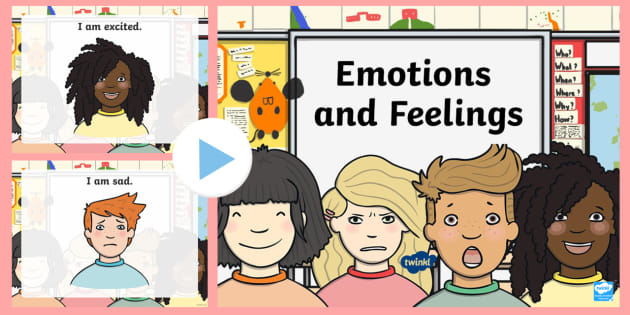 Emotions and feelings of The Science