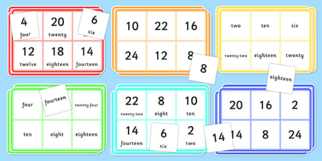 Doubles Bingo and Lotto Game - doubles, bingo, lotto, game, pack, activity, game pack, boards, counters, cards