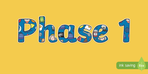 Phase 1 Display Lettering - English lettering, English display, English display lettering, phase 1