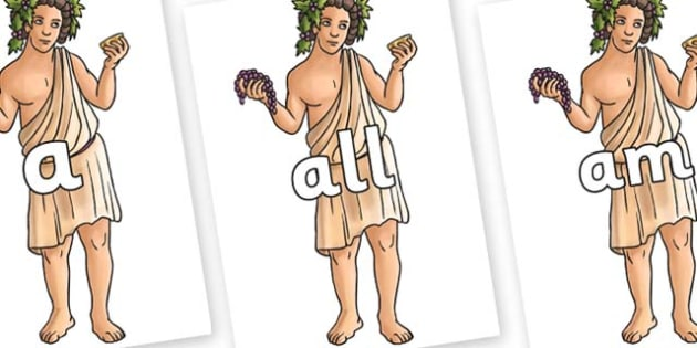 Foundation Stage 2 Keywords on Dionysus - FS2, CLL, keywords, Communication language and literacy,  Display, Key words, high frequency words, foundation stage literacy, DfES Letters and Sounds, Letters and Sounds, spelling