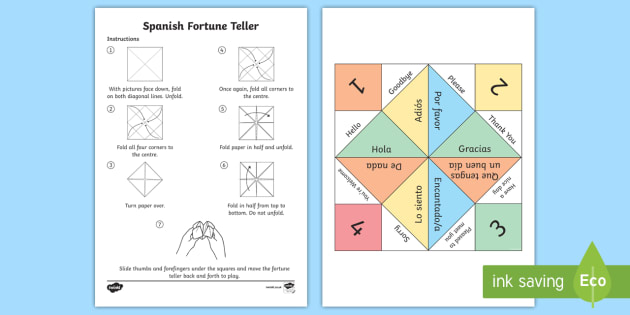 Greetings fortune teller activity spanish spanish ks2 greetings fortune teller activity spanish spanish ks2 greetings game fortune m4hsunfo