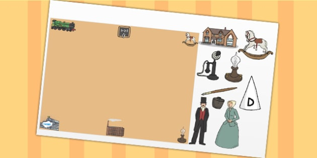 Victorian Themed Editable PowerPoint Background Template - victorian, editable powerpoint, powerpoint, background template, themed powerpoint, editable