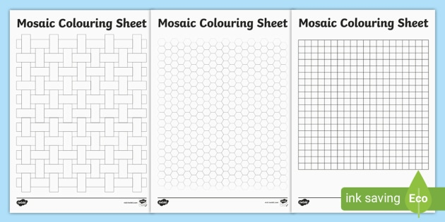 Free Roman Pattern Mosaic Templates Ks2 Resources Twinkl