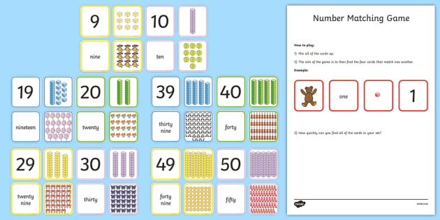 Year 1 Maths Mastery, Counting