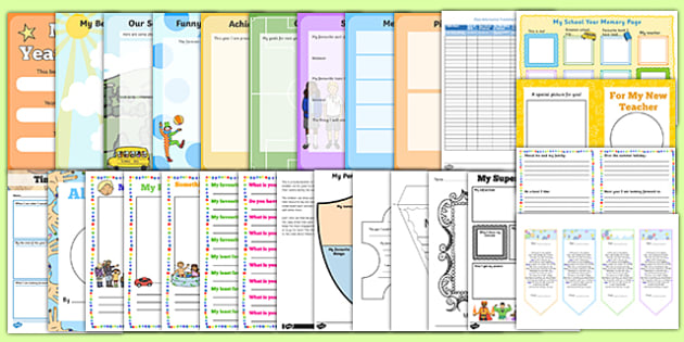 Teaching Assistant Transition Activity Pack