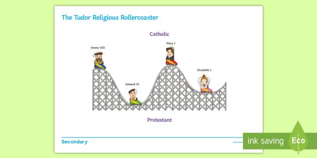 Fantastic The Tudor Religious Rollercoaster Worksheet Worksheet Henry Viii Wiring Digital Resources Funapmognl