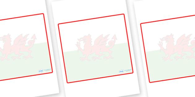 Wales Themed Editable Classroom Area Display Sign - Themed Classroom Area Signs, KS1, Banner, Foundation Stage Area Signs, Classroom labels, Area labels, Area Signs, Classroom Areas, Poster, Display, Areas