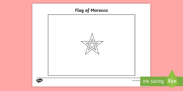 new morocco flag colouring sheet football world cup 2018 australian resources football