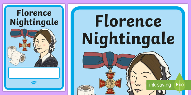 Florence Nightingale Book Cover - Florence Nightingale, book, cover, book cover, Nurse, Lady with the Lamp, Crimean War, health, hospital