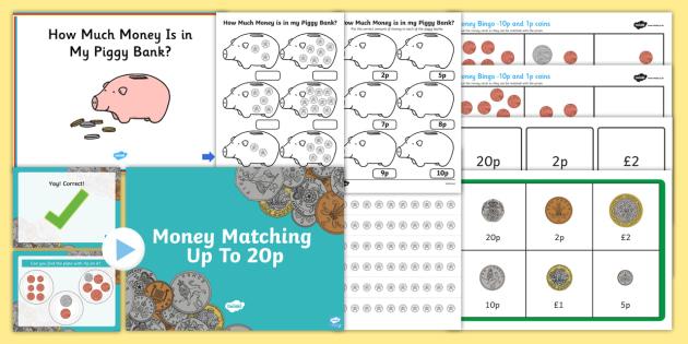 British Money Games KS1 - ks1 money games, money, games, maths