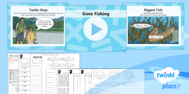 PlanIt Maths Y6 Addition, Subtraction, Multiplication and Division Lesson Pack Short Division (1) - Addition, Subtraction, Multiplication and Division, Division, divide, how many, short division, plac
