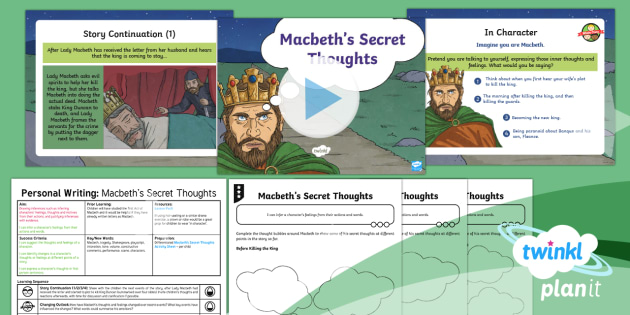 macbeth moral story Lady macbeth is one of shakespeare's most complex characters, and by  deep  connection between morality and cleanliness —and between.