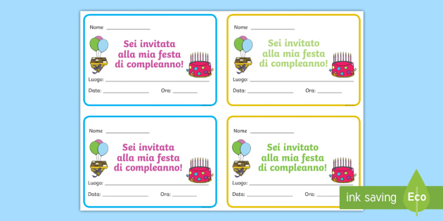 italian birthday party invitations birthdays italian