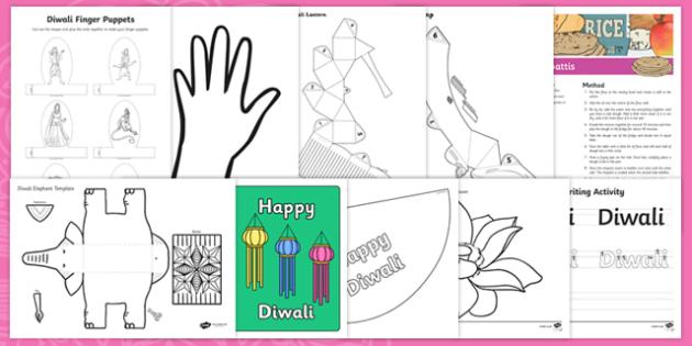 Top 10 Diwali Activity Pack