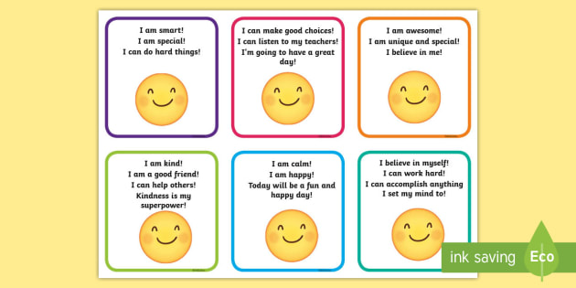 Mindfulness Mantra Cards - Mindfulness in the classroom mindfulness activities, mindfulness teaching resources, meditation, bre