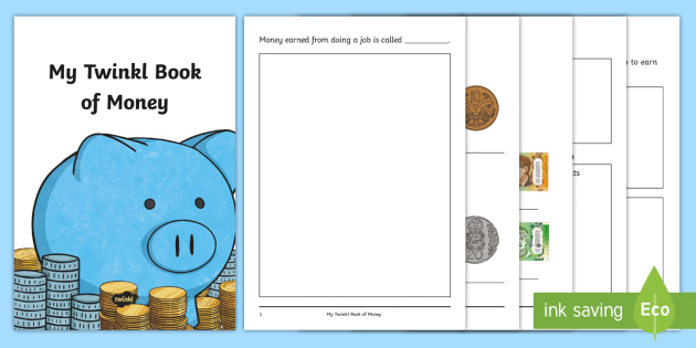 New Zealand Financial Literacy Maths Activity Booklet - maths, new Zealand, finance, economics, Financial Literacy