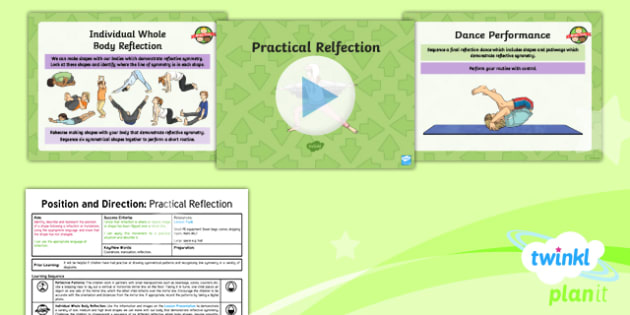 PlanIt Maths Y5 Position and Direction Lesson Pack Translation and Reflection (4)
