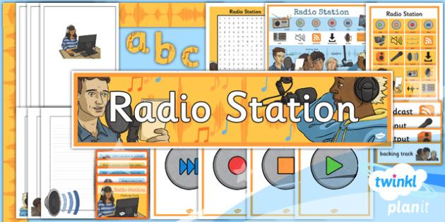 Computing: Radio Station Year 5 Unit Additional Resources
