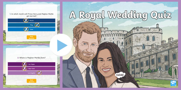 Ks2 a royal wedding quiz powerpoint multiple choice quiz the ks2 a royal wedding quiz powerpoint multiple choice quiz the royal family celebrations junglespirit Choice Image