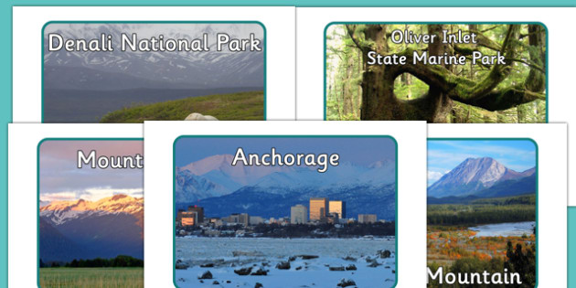 Alaska Display Photos - alaska, display photos, display, photos, canada, state