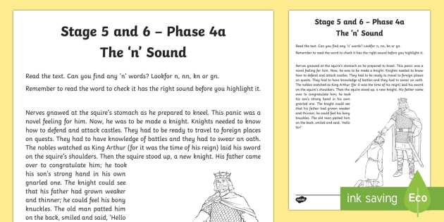 Northern Ireland Linguistic Phonics Stage 5 And 6 Phase